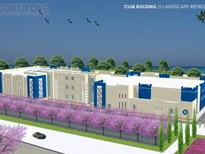 Al Assah Peyzaj Projesi Libya.Çukurova İnş.