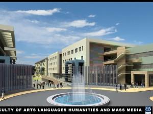 Al Fatah Üniversitesi.LİBYA.Tanart Mimarlık