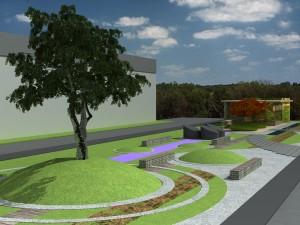Algida Fabrika.Sürdürülebilirlik Bahçesi.Tekeli-Sisa Mimarlık