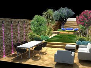 Kadıköy Bensel Evi Bahçesi
