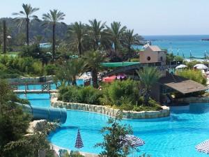 Pegasos Resort Hotel Antalya.Öztaş İnş.