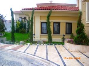 Pelican Hill Villa Proje ve Uygulaması. İstanbul