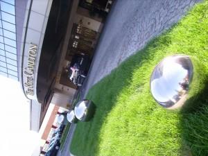 Ritz Carlton Hotel. İstanbul