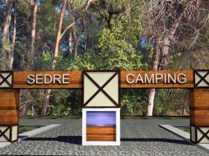 Sedre Camping Alanya Yapısal Tasarımı