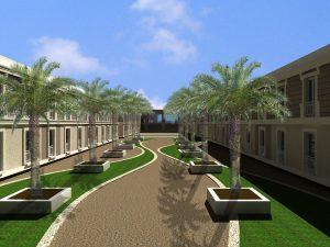 Sirte Hotel Libya Peyzaj Projesi