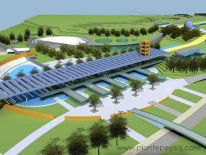 Antalya Konyaaltı Doğa ve Kültür Parkı Kentsel Tasarım Yarışması